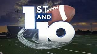 Virginia high school football playoff pairings, schedule