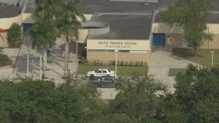 Lockdowns lifted at 2 schools after gunshots heard near Kendall Indian&hellip&#x3b;