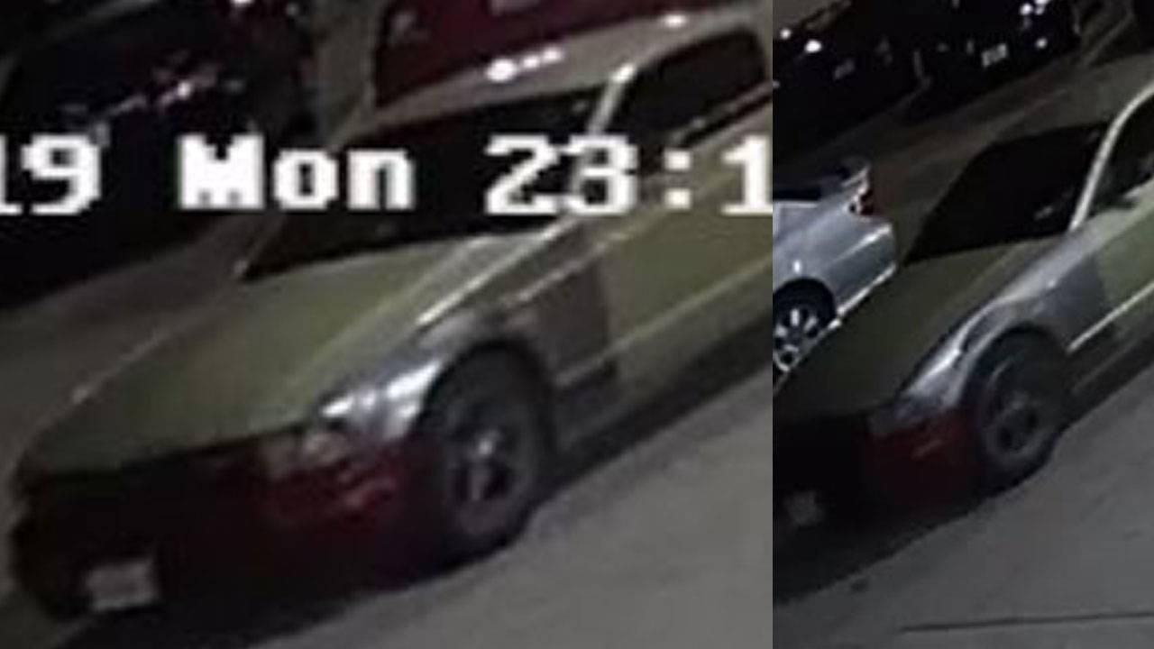 Pasadena police surveillance of rape suspect car