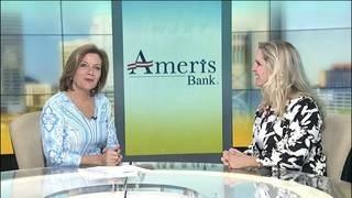 Ameris Bank talks about their campaign to help fight hunger