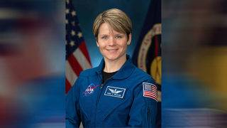 Houston astronaut accused of hacking ex-spouse's bank account from space