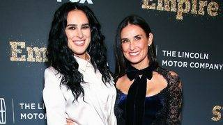Demi Moore Shares Adorable Baby Pics of 'Magnificent' Daughter…