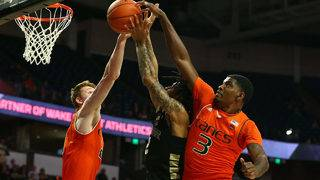 Struggling Hurricanes earn No. 12 seed in ACC Tournament
