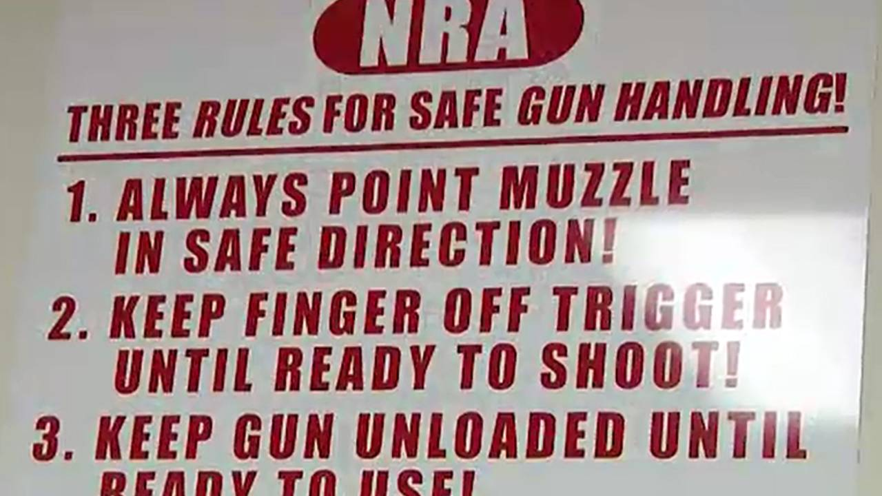 NRA Rules