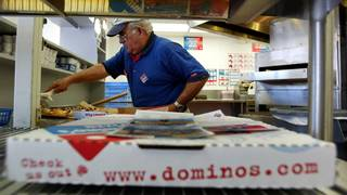 Domino's wants to open thousands of stores