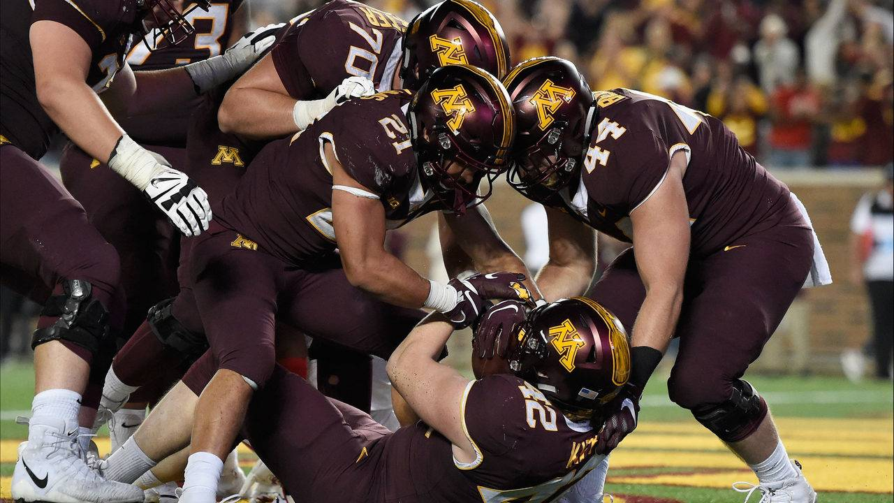 Minnesota Football Vs Maryland Time Tv Schedule Game