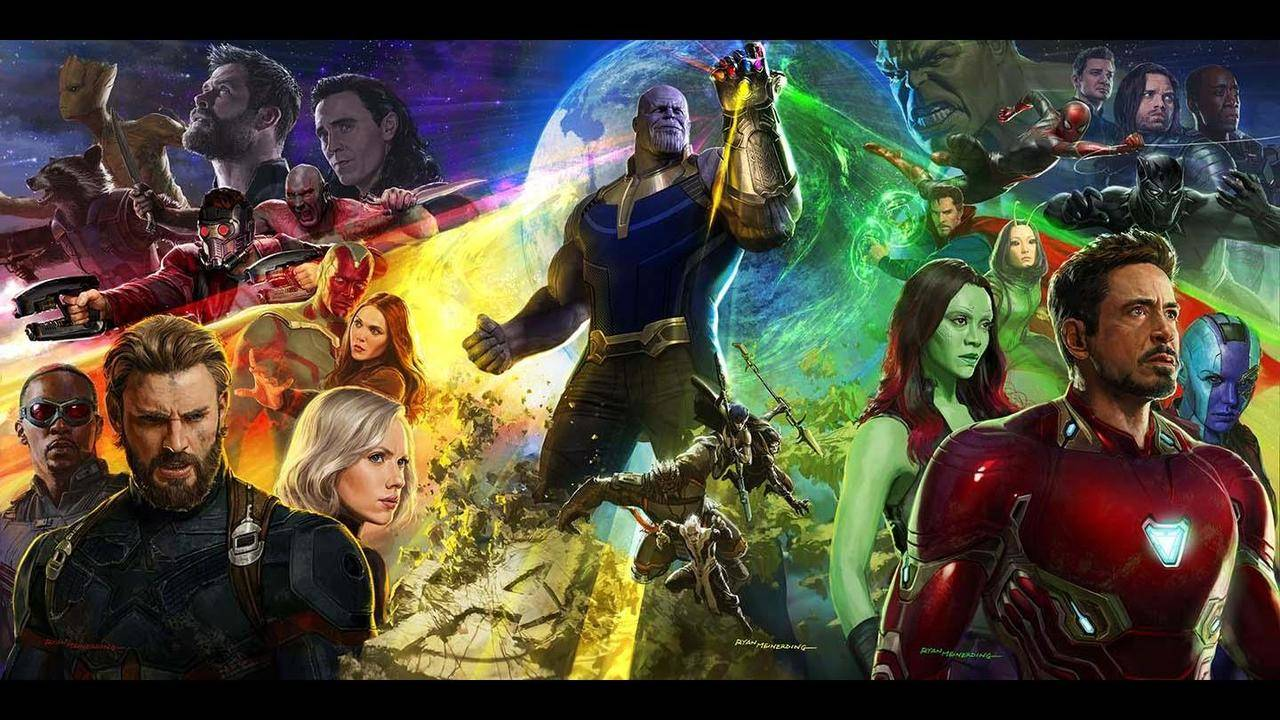 """review: """"avengers: infinity war"""" will shake you to your core"""
