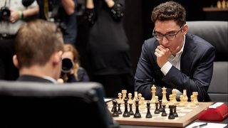 Fabiano Caruana - the American helping make chess cool