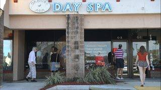 Lawsuit: Spa patrons illegally recorded in prostitution sting