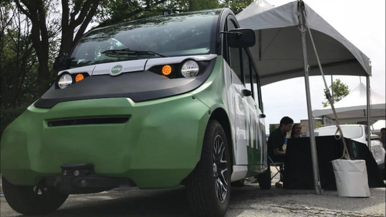 May Mobility Tech Trek