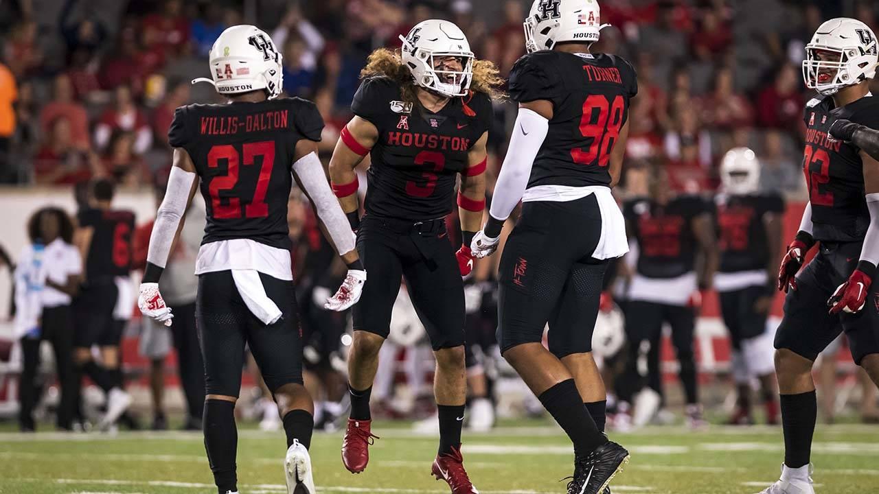 Aug. 30 - SMU vs Houston NCAA Football_1572545834714