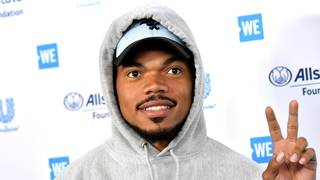 Chance the Rapper Is Giving Away Free Groceries for a Year