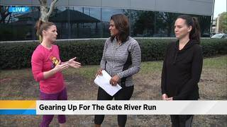 Gearing up for the Gate River Run