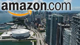 Miami named finalist for location of new Amazon headquarters