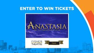 Live in the D Giveaway Tickets to Anastasia on Broadway and Gift Card to&hellip&#x3b;