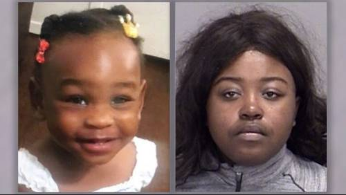 Mother arrested, charged in disappearance of 2-year-old girl in College Station