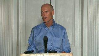 Rick Scott says he'll recuse himself from certifying his own election