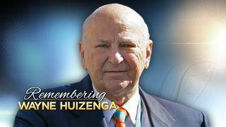 Public says goodbye to Wayne Huizenga