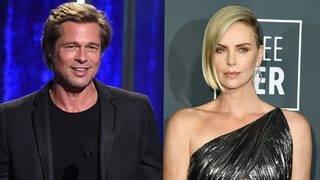Brad Pitt and Charlize Theron Just &#039&#x3b;Friends&#039&#x3b; Despite Dating Rumors