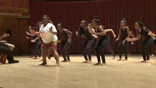 Miami dance camp brings out new confidence in students