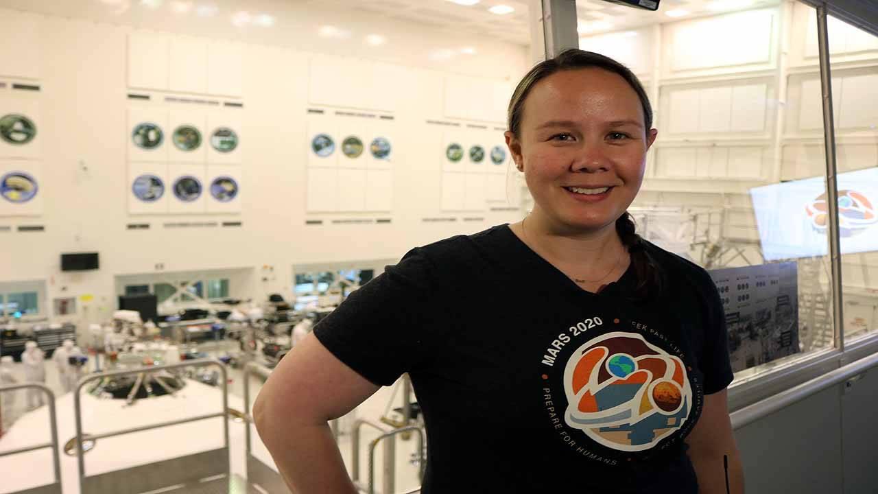 Katie Stack NASA JPL