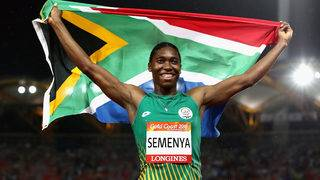 2-time Olympic gold medalist Caster Semenya appeals testosterone ruling