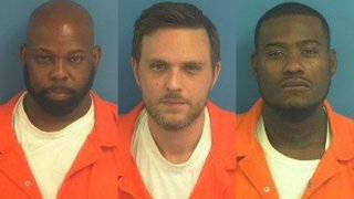 3 men arrested following Union County drug investigations, deputies say