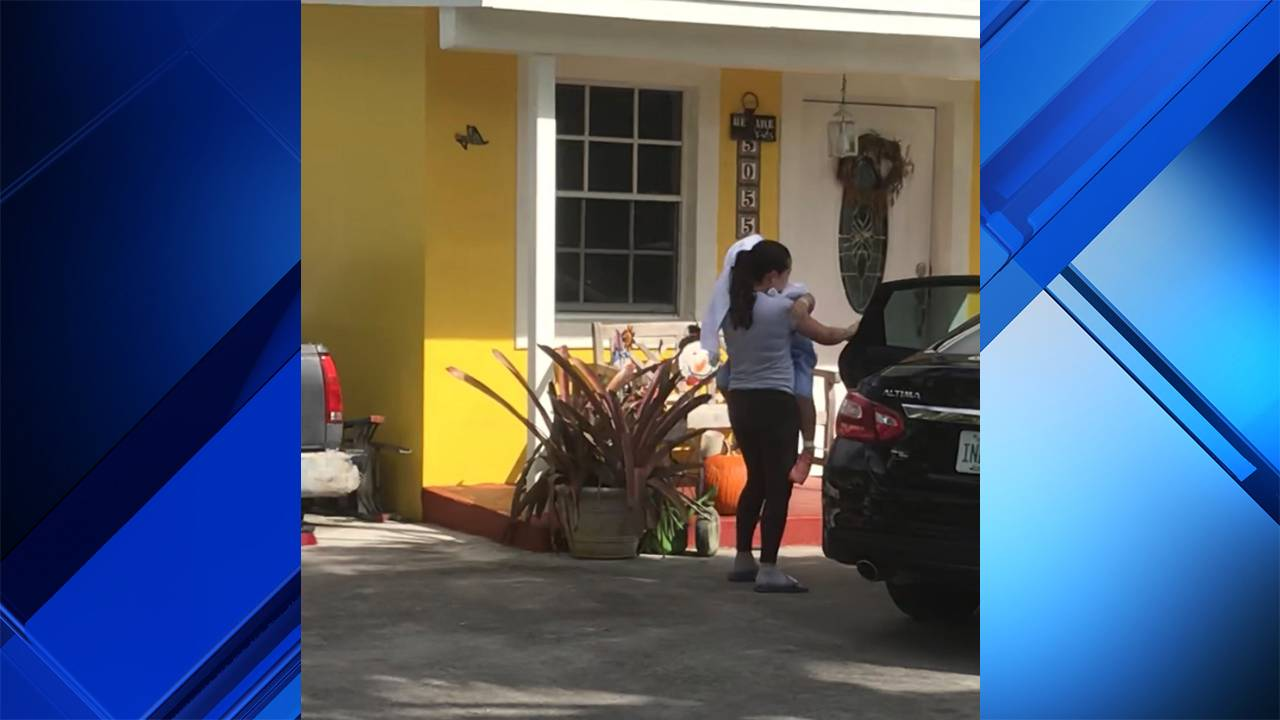 7-year-old bitten by dog returns home