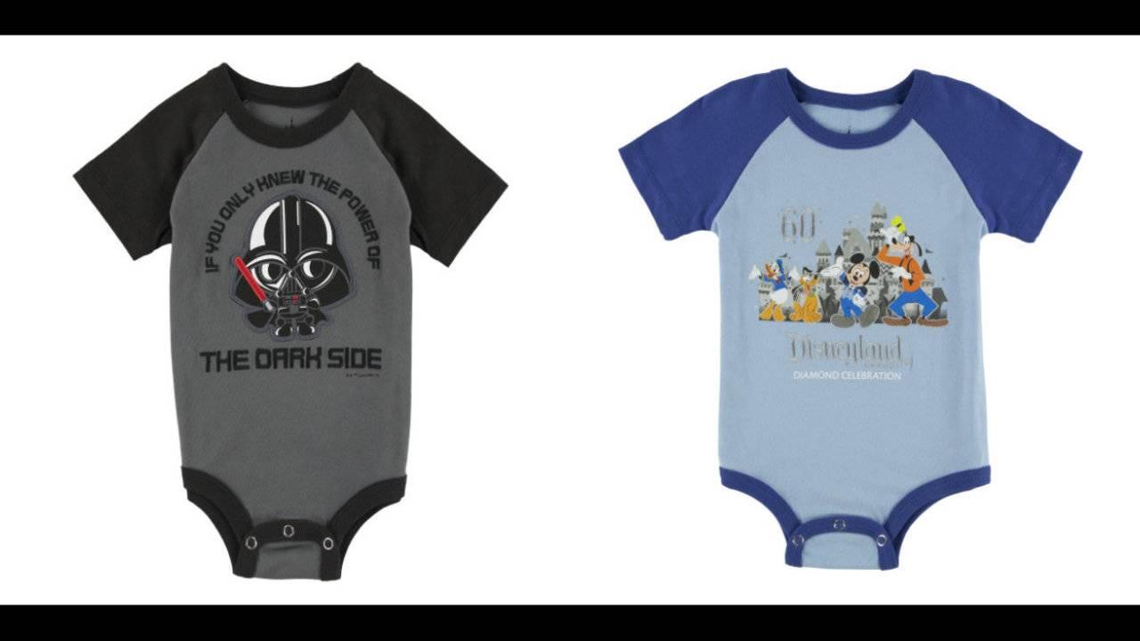 Disney Baby Onesies Recalled Due To Choking Hazard