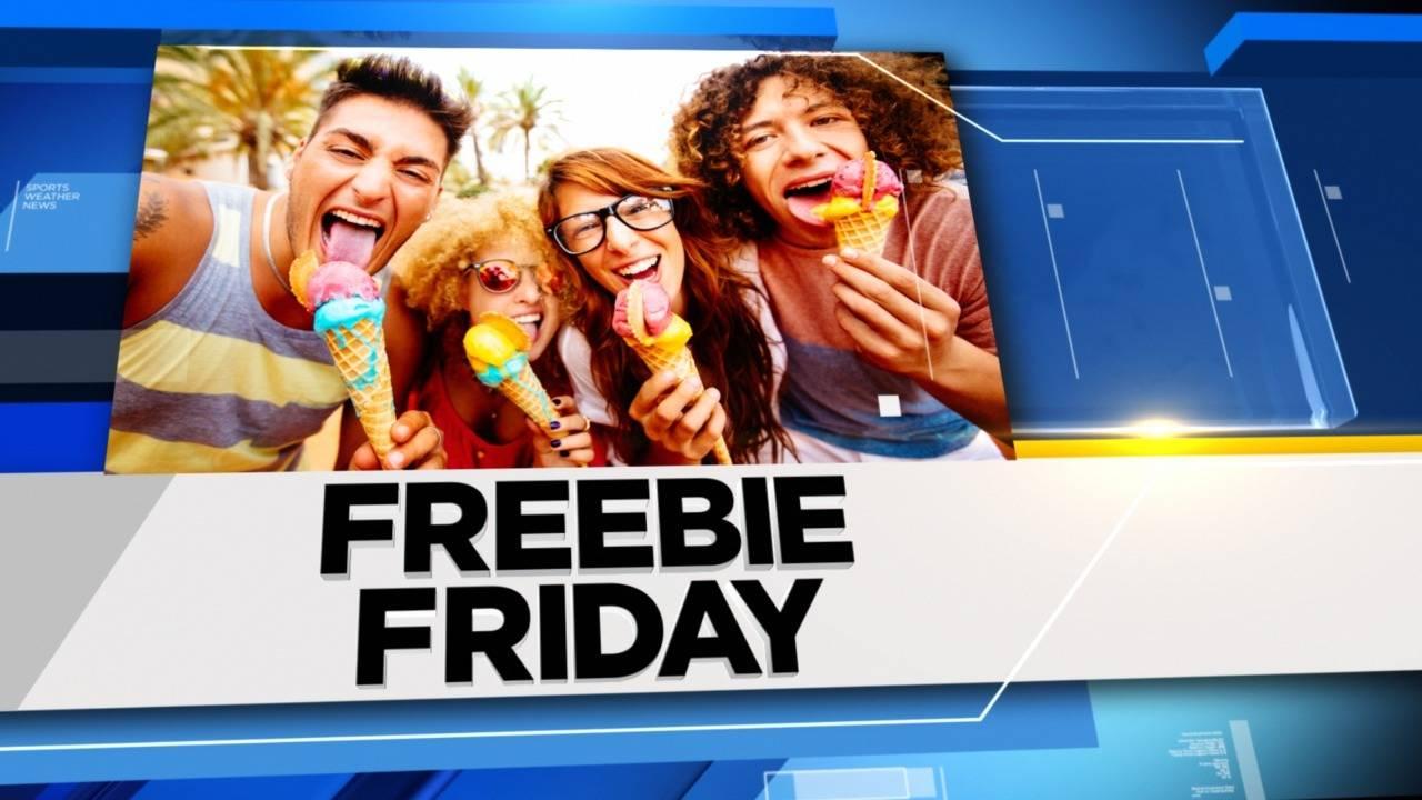 Generic Freebie Friday graphic