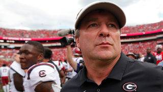 Smart wants Georgia players to look in mirror after loss