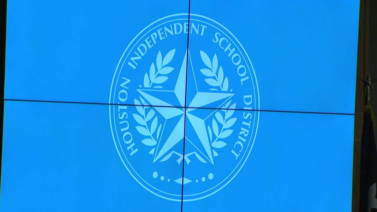 HISD logo generic screen