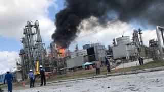 At least 21 injured in La Porte plant flash fire, officials say
