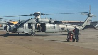 In the Navy: Helos
