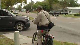 Improving pedestrian safety on Penman Road in Jacksonville Beach
