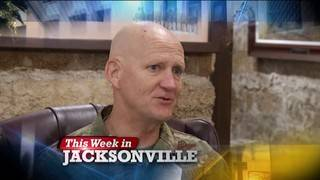 Major General Jim Eifert with The National Guard, and Exploring a 1/2…