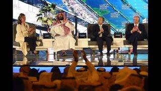Saudi Arabia tries to salvage its investment conference