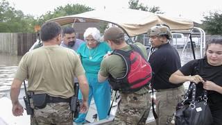 Border Patrol rescues 300 in Rio Grande Valley flooding