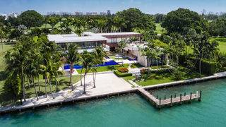 Miami Beach home sells for $50 million, most ever for single-family home&hellip&#x3b;