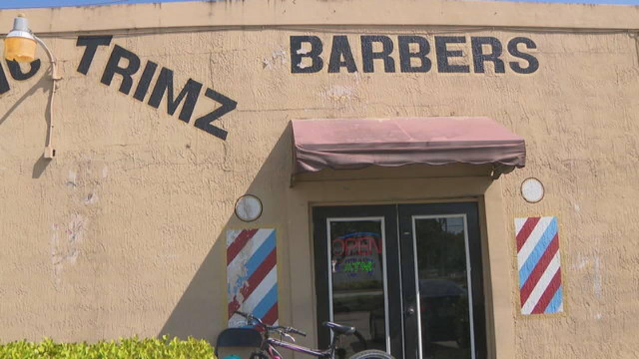 Classic Trimz Barbers in Pompano Beach