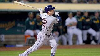 Alex Bregman's grand slam highlights Astros slugfest