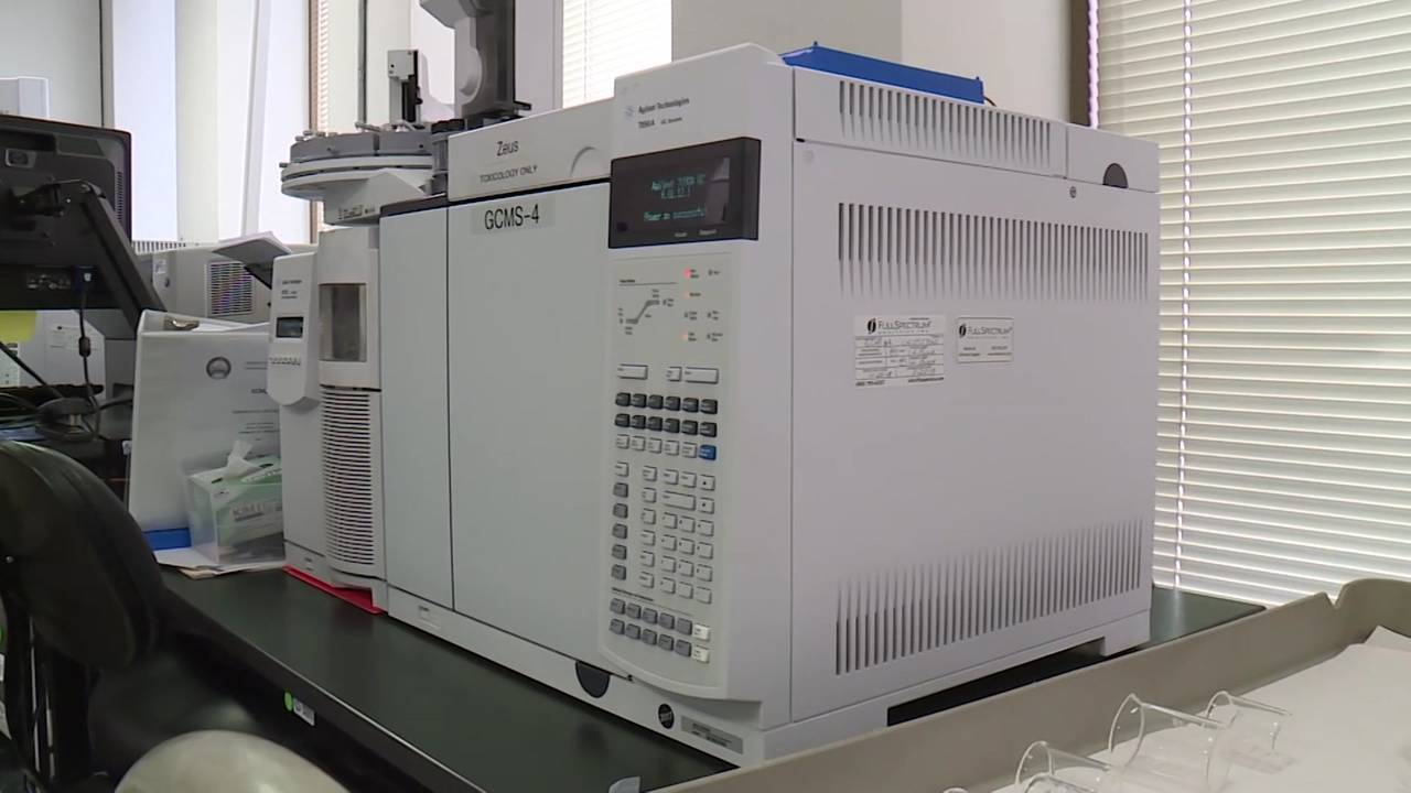 crime lab equipment generic