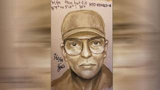 Sketch released of bicyclist accused of fatally shooting renowned&hellip&#x3b;