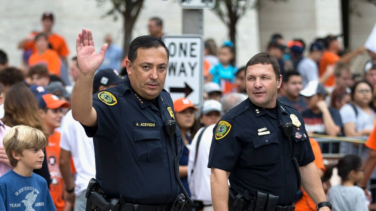 Houston Astros Victory Parade