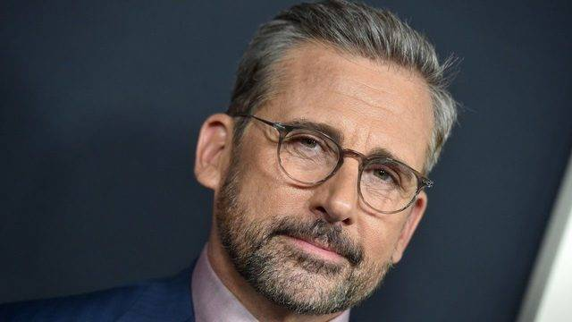Steve Carell Leads Mini Office Reunion During