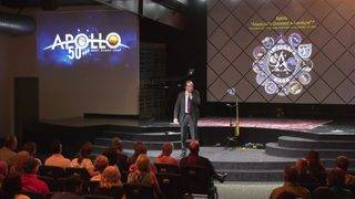 Lunar Communion to Honor Astronauts
