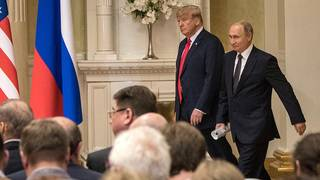White House issues talking points to curtail damage from Russia summit