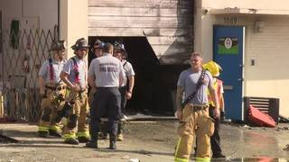 'It was just our turn this time,' Hialeah warehouse owner says after fire