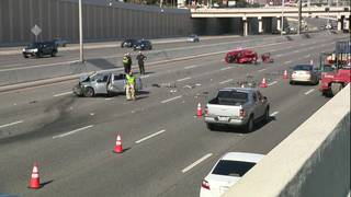 Traffic Alert: I-10 West, Medical Drive reopened following rollover