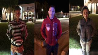 Trio from Hialeah accused of targeting marinas to burglarize in Martin County